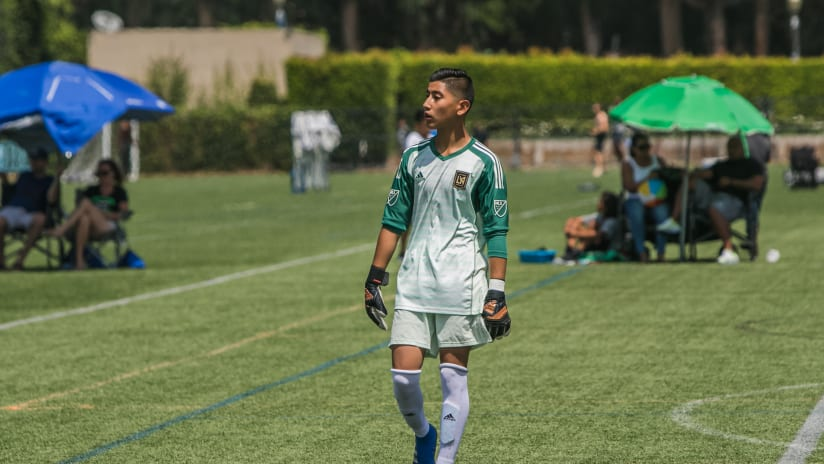 Academy: Palomares Called In To Mexico Youth National Team Camp