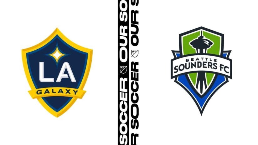HIGHLIGHTS: LA Galaxy vs. Seattle Sounders FC | June 19, 2021