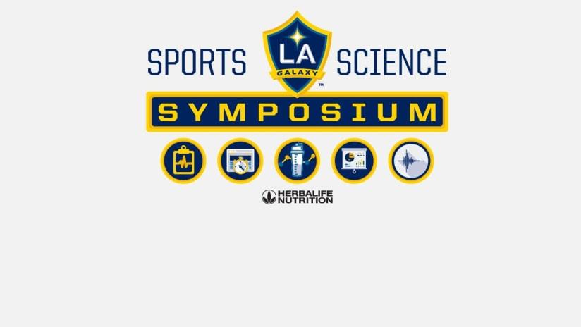 LA Galaxy Sports Science Symposium