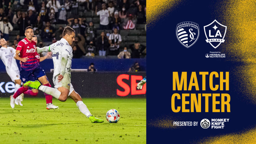 Match Preview presented by ECHO Outdoor Power: Sporting Kansas City vs. LA Galaxy | October 27, 2021