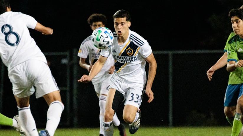 LA Galaxy Academy