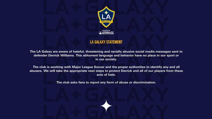 statement derrick