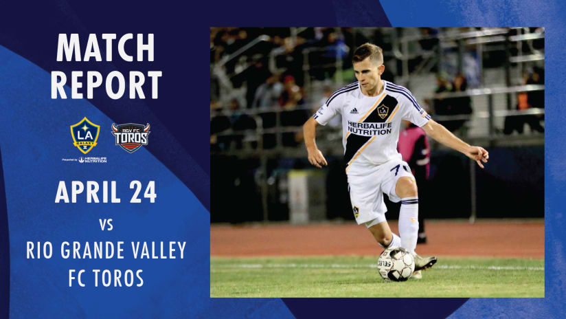 Match report LAvRGV 4.24