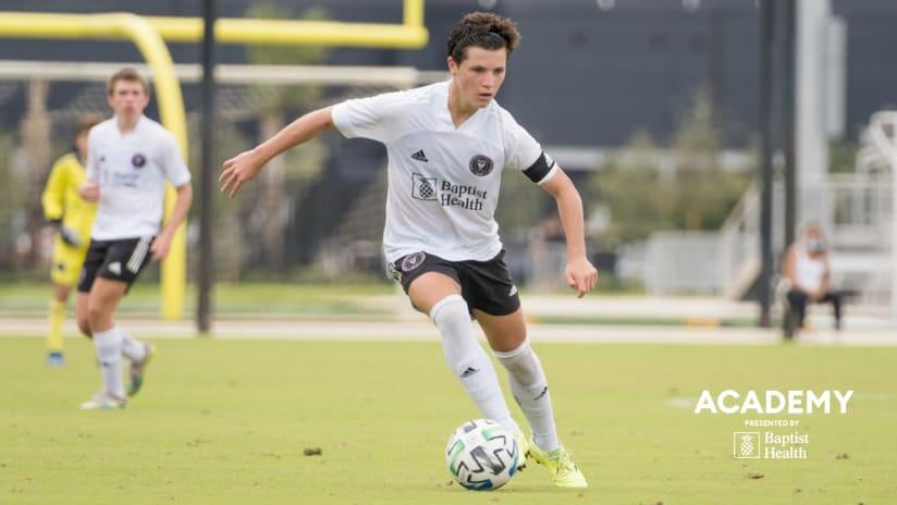 Academy Update: Taking on Orlando City SC