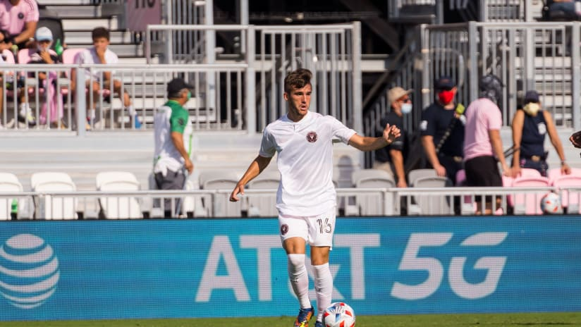 Josh Penn Joins Charleston Battery on Loan