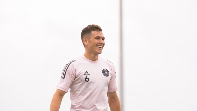 Wil Trapp Training 5.14.20