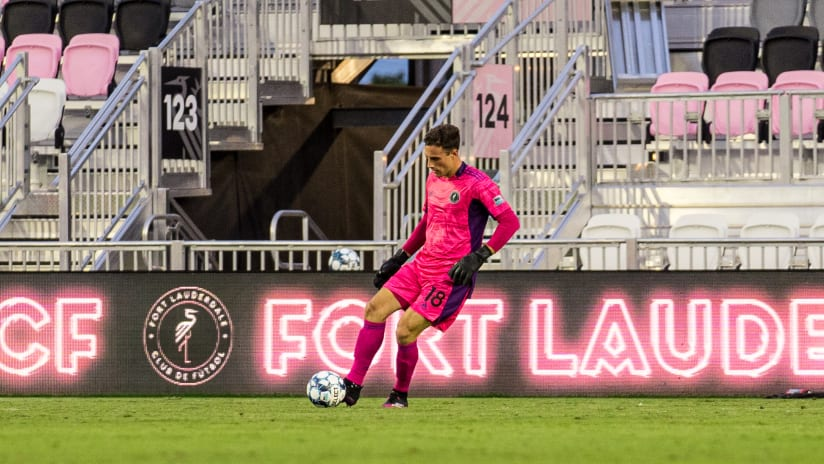 Dylan Castanheira Named to USL League One Team of the Week - Week 12