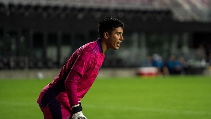 Luis Zamudio Joins Miami FC on Loan