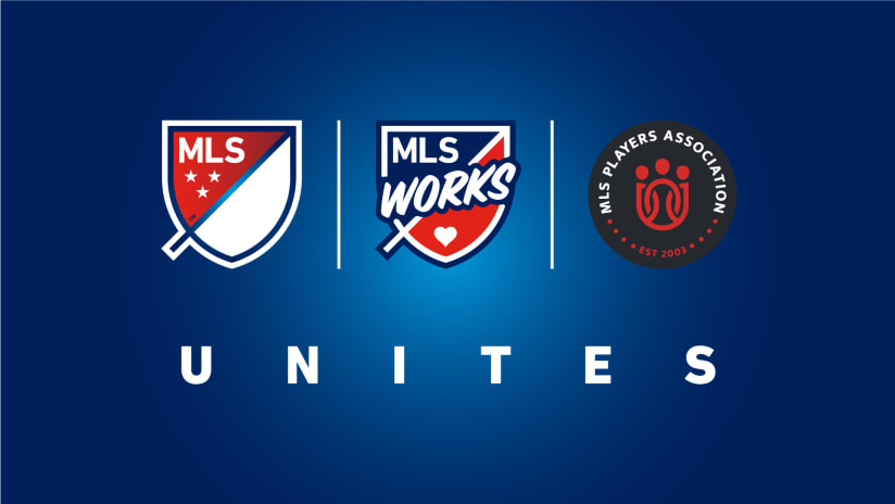 MLS Unites: Bringing the soccer community together during COVID-19 pandemic