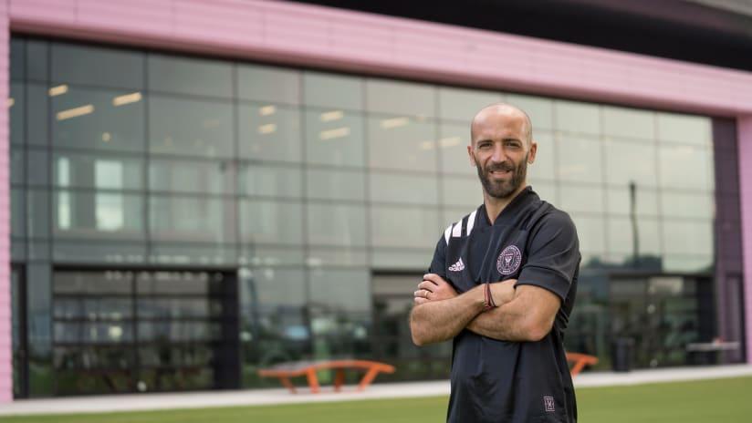 Inter Miami CF Acquires Veteran Midfielder Federico Higuaín