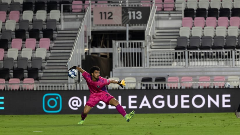 MATCH RECAP: Fort Lauderdale CF Earns Draw With Chattanooga Red Wolves SC