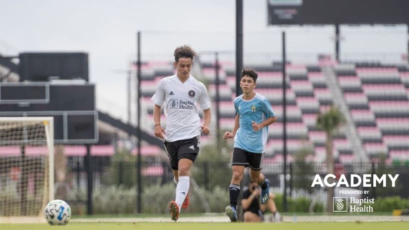 Inter Miami CF Academy Announces Staff, Roster and Competition Details Ahead of 2021-22 Season