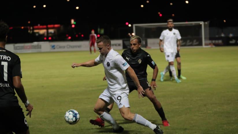 MATCH RECAP: Fort Lauderdale CF Loses 3-0 Against FC Tucson
