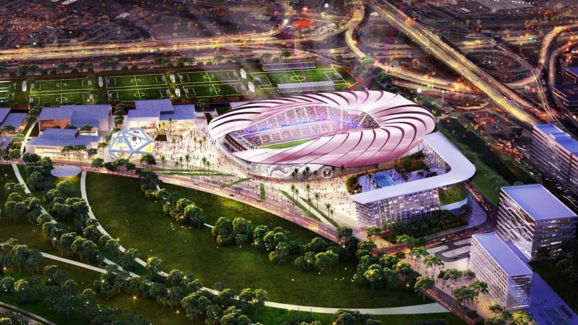 Miami Freedom Park Stadium Design Unveiled
