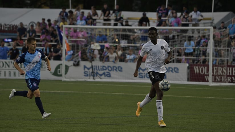 MATCH RECAP: Fort Lauderdale CF Earns 1-1 Draw on the Road Against Forward Madison FC