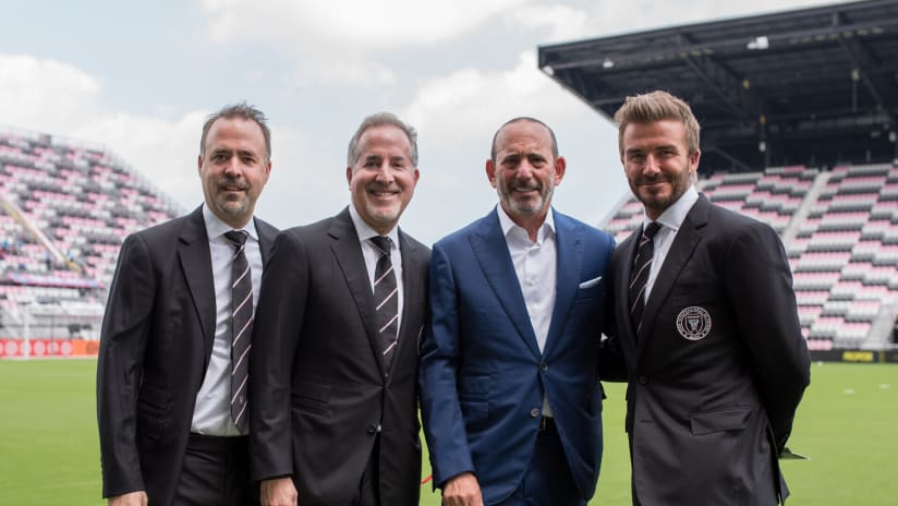 Inter Miami CF Announces Mas Brothers, Beckham Increase Ownership Stake in the Club