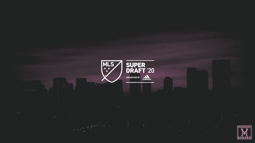 2020 MLS SuperDraft