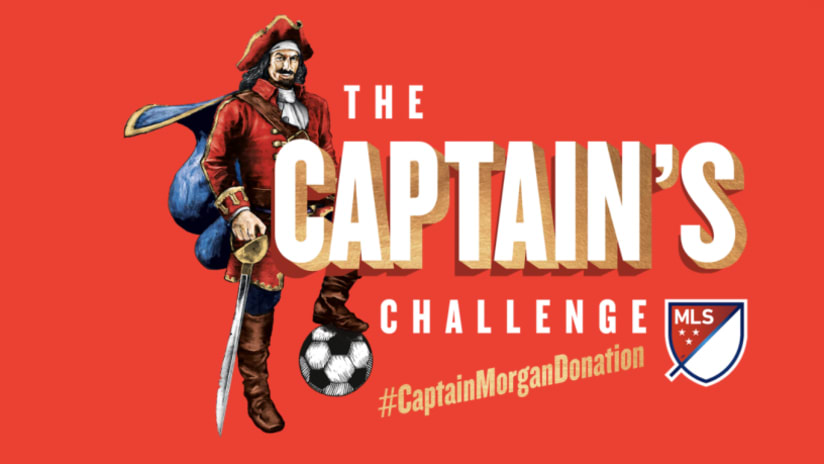 Inter Miami CF and Captain Morgan Pledge an Initial Donation of At Least $55k to Mourning Family Foundation to Help Local COVID-19 Relief Efforts