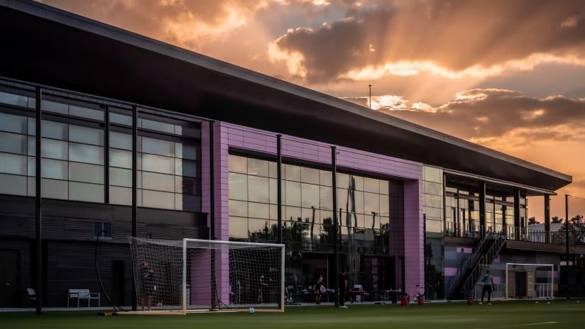 Inter Miami Training CF Center
