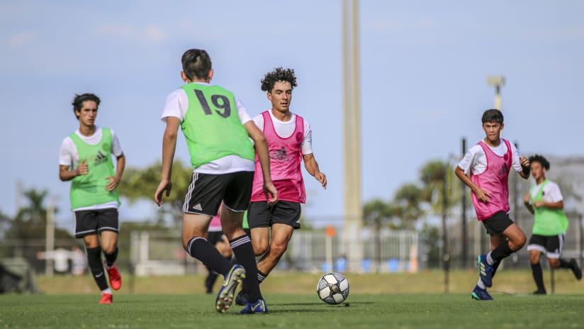 Director de Desarrollo de Jugadores Darren Powell proporciona actualizaciones sobre la Academia de Inter Miami CF