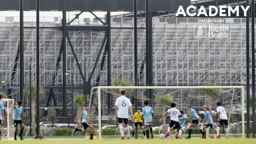 Academy Update: Breaking Down the U-12 Program