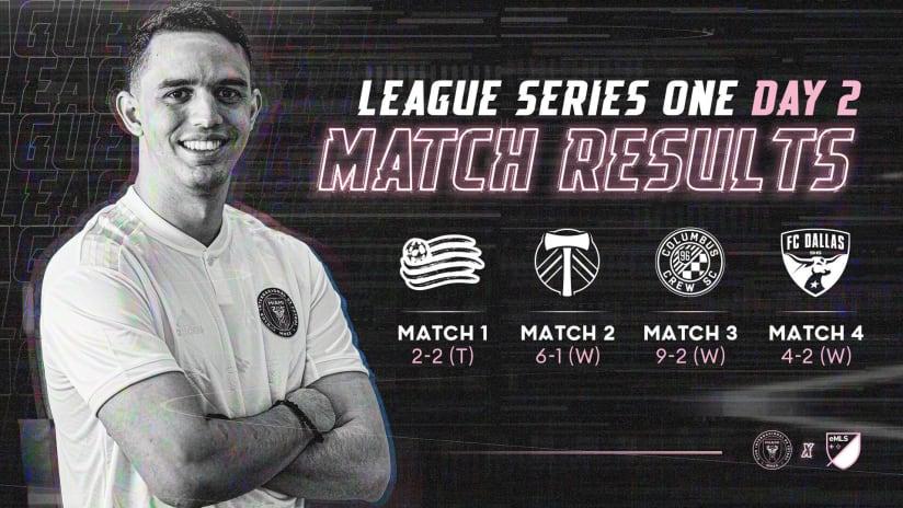 Recap: eMLS League Series One | Day 2