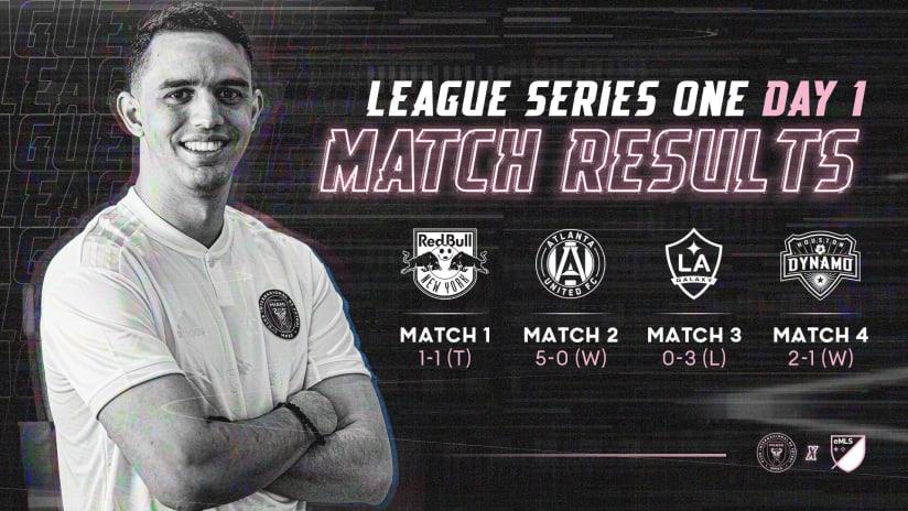 Crónica: eMLS League Series One | Día 1