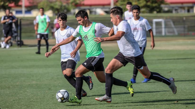 Inter Miami Academy ID Sessions