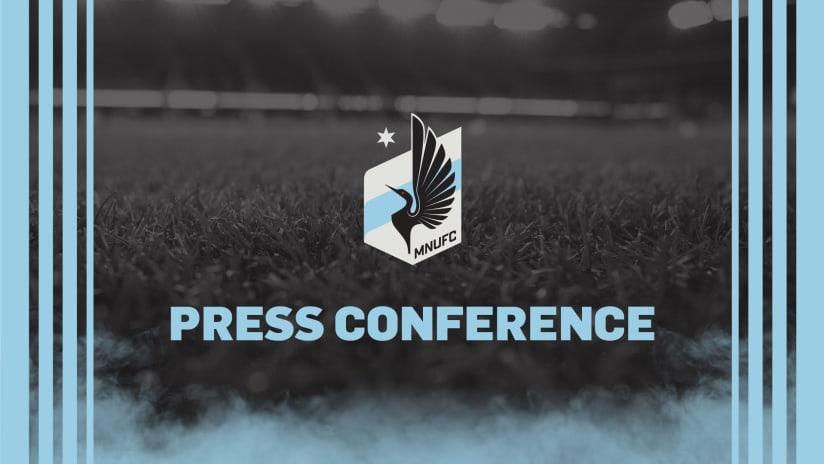 Postgame Press Conference: September 25, 2021