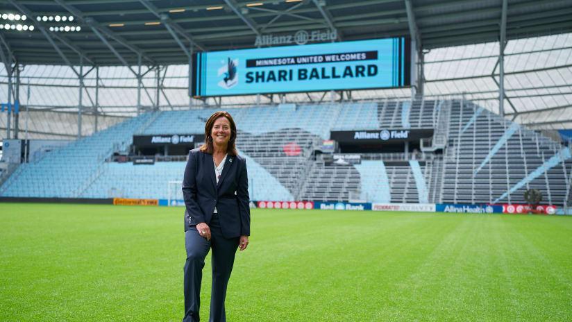 Shari Ballard