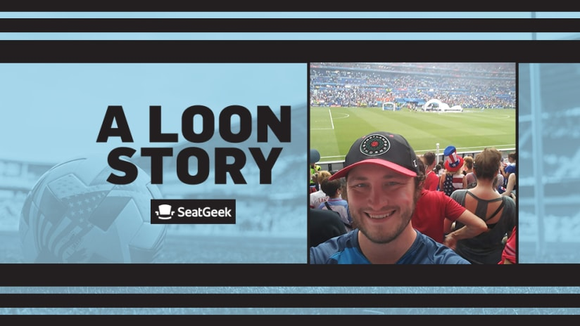 Loon Story Tim Erkel