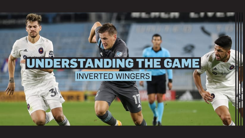 Understanding the Game: Inverted Wingers