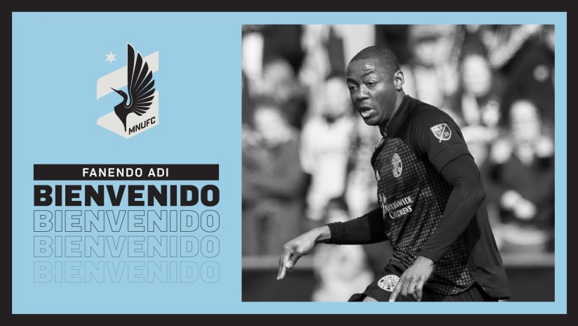 MNUFC firma Fanendo Adi