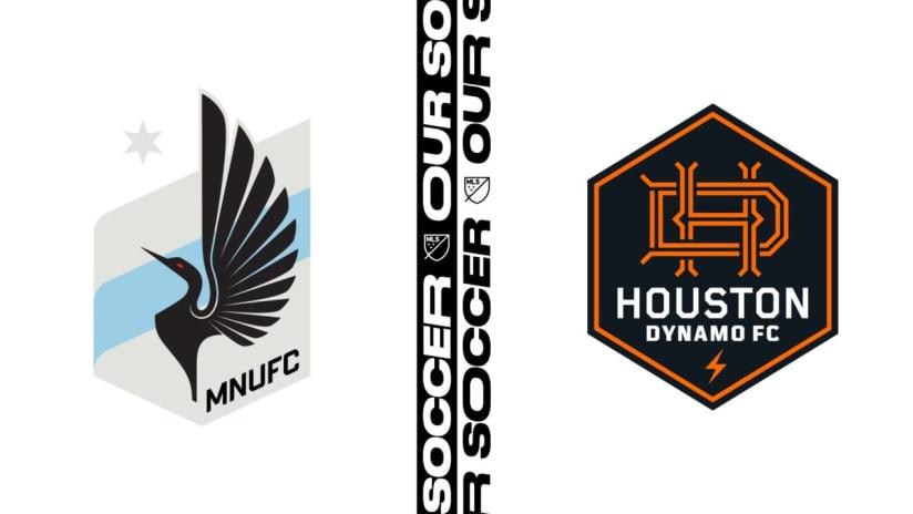 HIGHLIGHTS: Minnesota United FC vs. Houston Dynamo FC | September 25, 2021