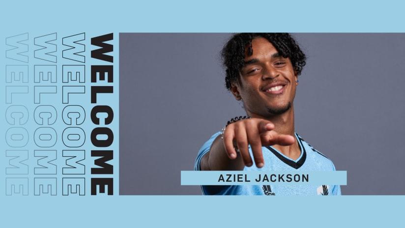 Aziel Jackson