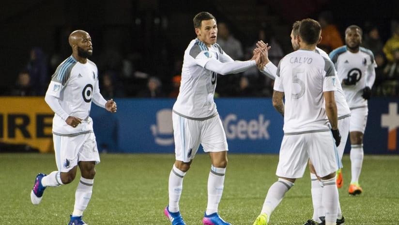 Christian Ramirez scores first MNUFC goal in MLS