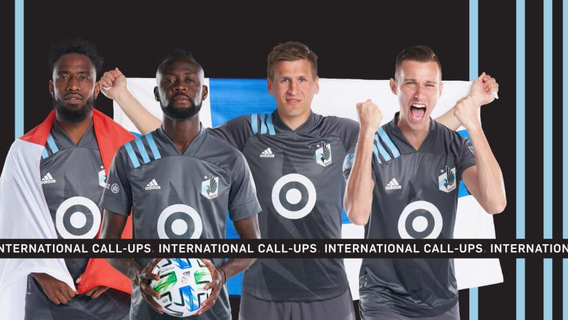 International call up