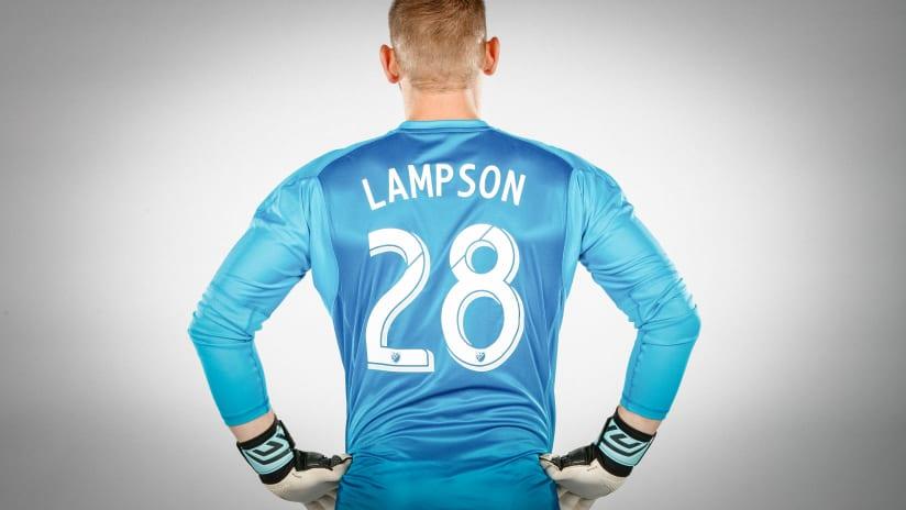 Matt Lampson Jersey Number