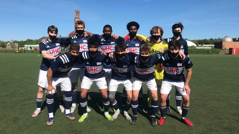 Academy Under-17s team