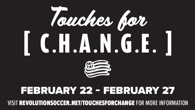 touches for change
