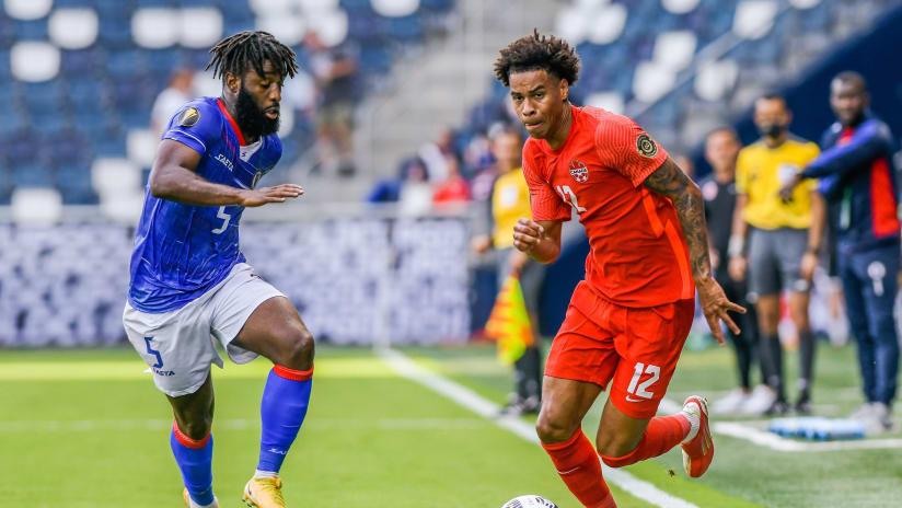 Tajon Buchanan vs. Haiti (2021 Gold Cup)