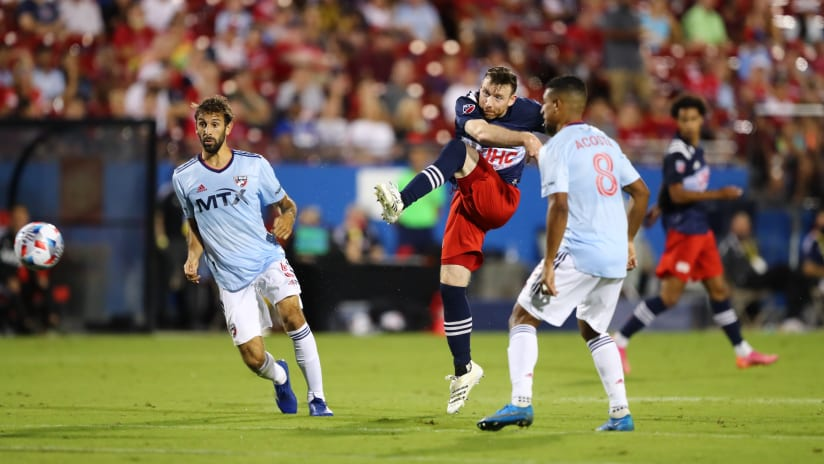 Tommy McNamara vs. FC Dallas (2021)