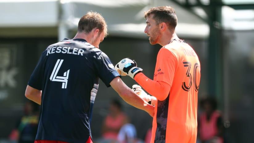 Henry Kessler and Matt Turner   MLS is Back (Original, 2020)