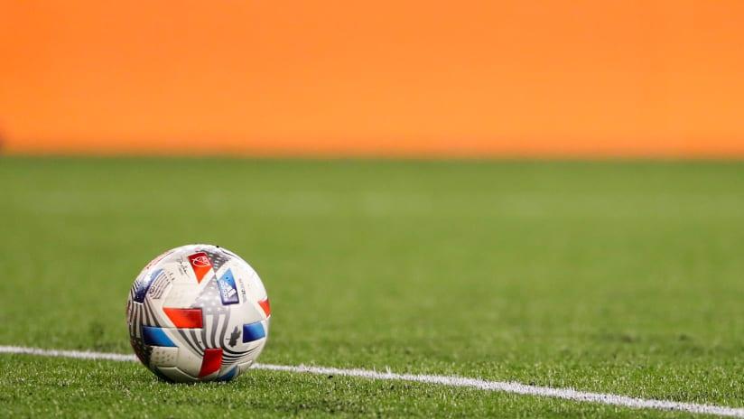 Doubleheader May 16 MLS Ball