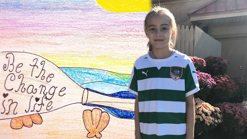 """Maddie's Promise embodies """"the spirit of helping others"""" by honoring an 11-year-old cancer patient's vision"""