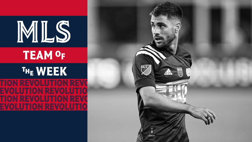 MLS Team of the Week presented by Audi | Carles Gil among league's best for 6th time in 2021