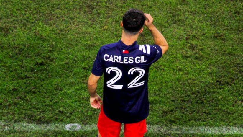 Carles Gil (2020, Original)