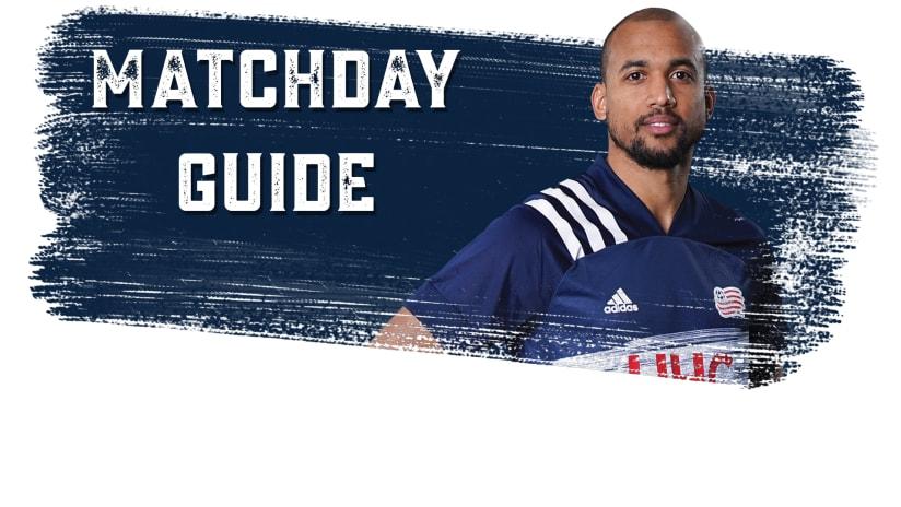 Matchday Guide | Teal Bunbury | 2020
