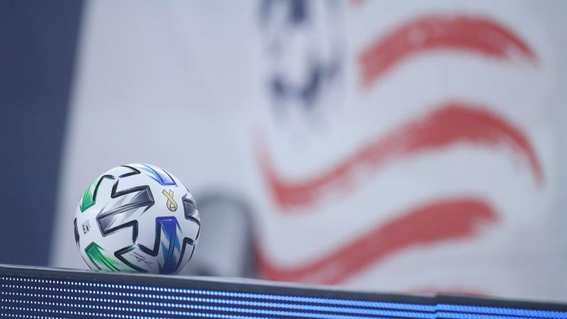 KCC Soccer Ball Revs vs. NYCFC 9/2/2020