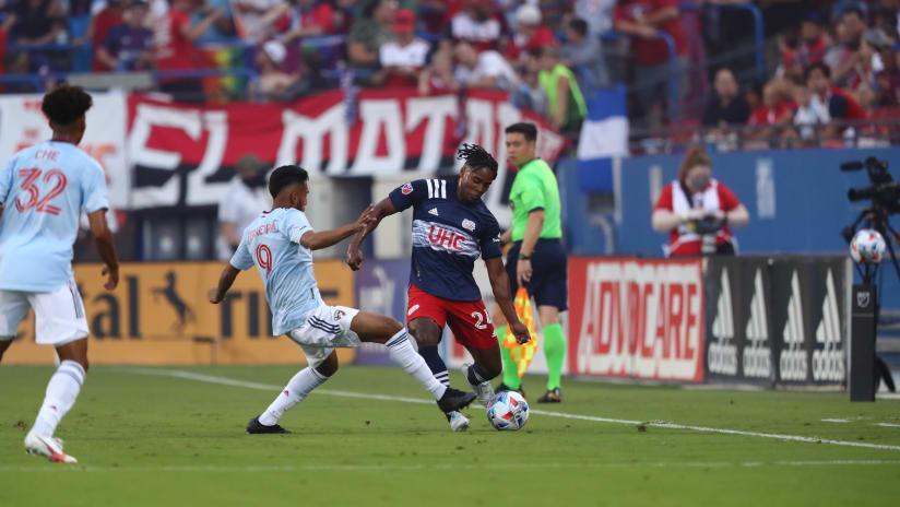 DeJuan Jones vs. FC Dallas (2021)